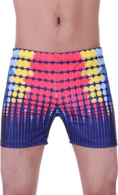 CHKOKKO Swimwear Printed Men,s