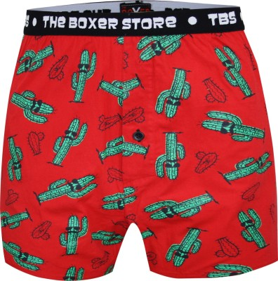 The Boxer Store Cool Cactus Printed Men's Boxer