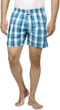 Inspire Pack Of 1 Checkered Men's Boxer ...