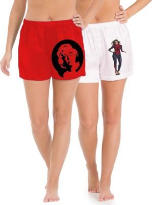 Altamoss Printed Women's Boxer