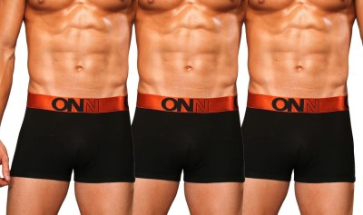 ONN NY 866 Solid Men's Boxer