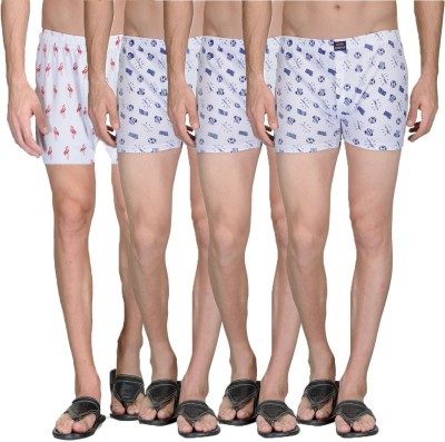 Feed Up Printed Men's Boxer