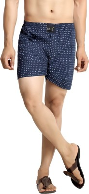 London Bee Printed Men's Boxer