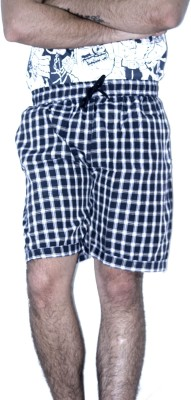 khaiber Checkered Men's Boxer