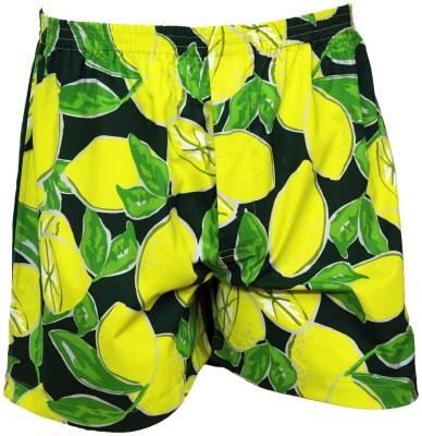 Shyguy pleasure wear Lemon Printed Men's Boxer