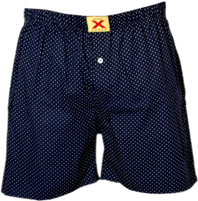 xforce Self Design Men's Boxer