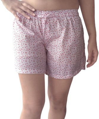 Aboxercompany Graphic Print Women,s Boxer