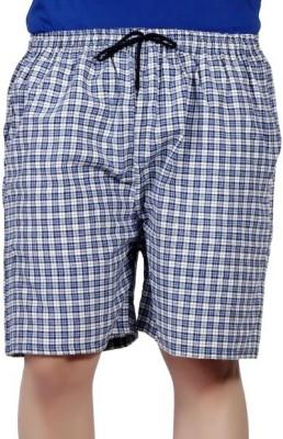 Hanu Checkered Men's Boxer