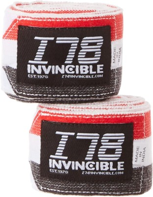 Invincible Mexican Style HW754RB Boxing Hand Wrap