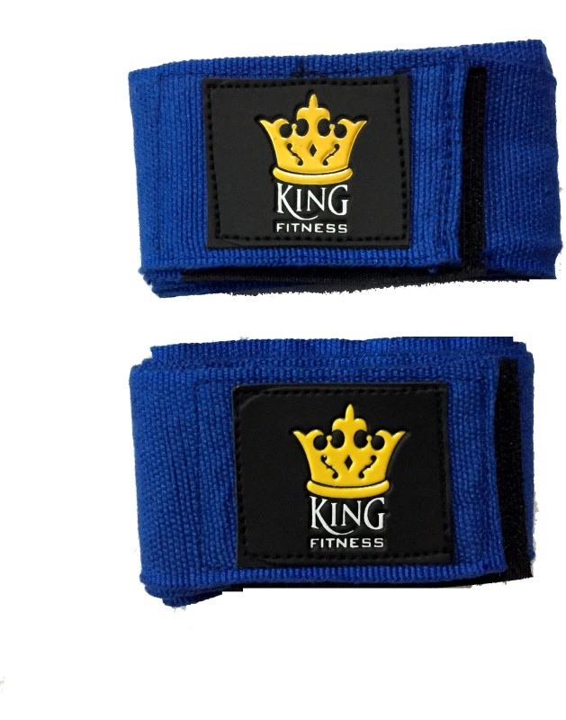 KING FITNESS XTREME PRO BANDAGE 2.75 METERS SET OF 2 Pcs Boxing Hand Wrap(180 inch)