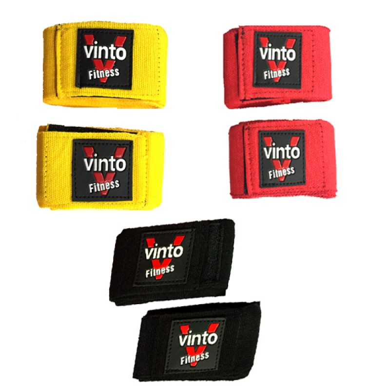 Vinto ULTIMATE FIGHTER BANDAGE COMBO OF 3 PAIRS 2.75 METERS EACH Boxing Hand Wrap(275 cm)