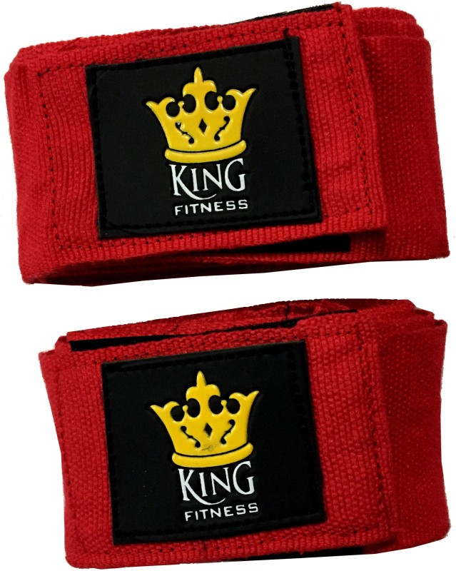 KING FITNESS XTREME PRO ULTIMATE 2.75 METERS SET OF 2 Pcs Boxing Hand Wrap(180 inch)