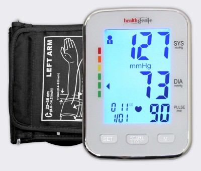 Healthgenie BPM 04 KBL Upper Arm Bp Monitor