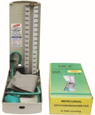 MCP Mercury BP Desk Sphygmomanometer Upper Arm Bp Monitor