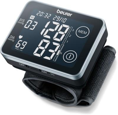 Beurer BC 58 Wrist blood pressure - BC 58 Bp Monitor(Black)