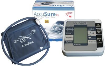 AccuSure Digital Bp Monitor(White)