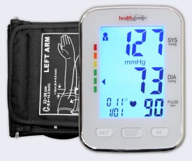 Healthgenie BPM04BL Upper arm Bp Monitor