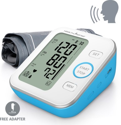 HealthSense Heart-Mate Deluxe BP-200 (Talking) Upper Arm Digital Bp Monitor