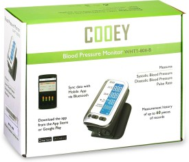 Cooey WHT1-808-B1 Bluetooth Bp Monitor