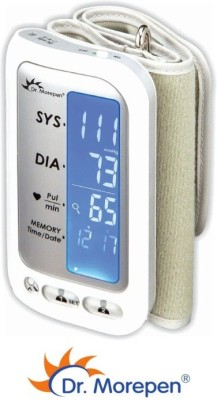 Dr Morepen BP-02UA Tubeless Design Bp Monitor