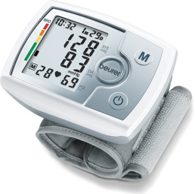 Beurer BC 31 Bp Monitor(White)