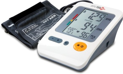 BPL Medical Technologies 120/80 B1 Bp Monitor(White)