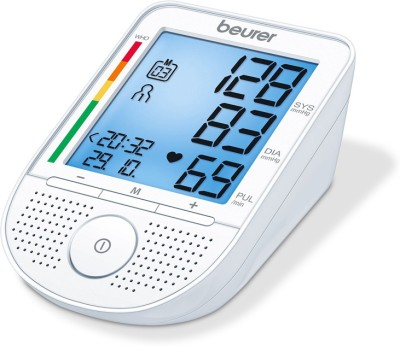 Beurer BM 49 Bp Monitor(White)