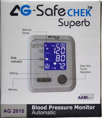 AGS Check bpg0003 Bp Monitor