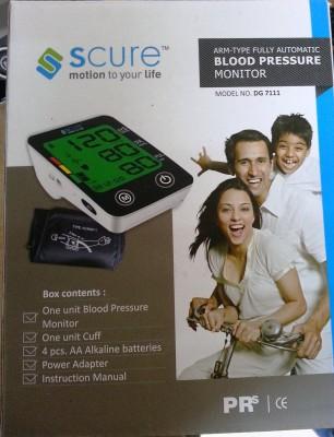 Scure DG 7111 Bp Monitor
