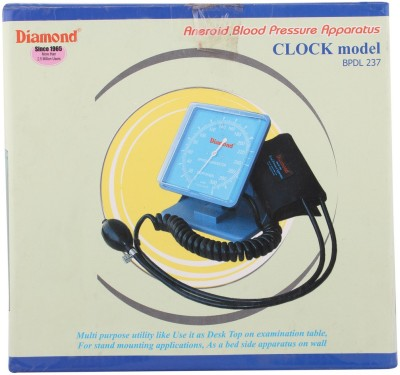 Diamond BPDL-237 Aneroid Blood Pressure Apparatus Bp Monitor