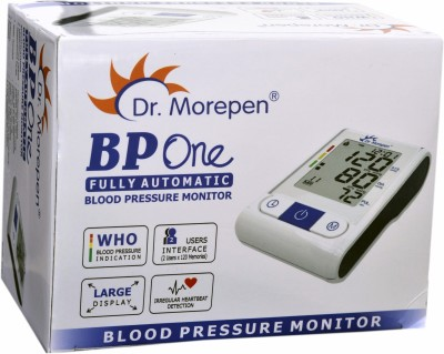 Dr. Morepen 01 Bp Monitor