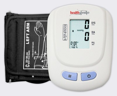 Healthgenie BPM01W upper arm Bp Monitor