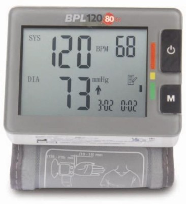 BPL 120/80B7 Portable wrist Bp Monitor