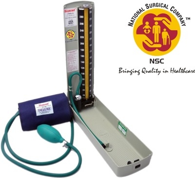 NSC Diamond Deluxe Mercurial Apparatus Bp Monitor