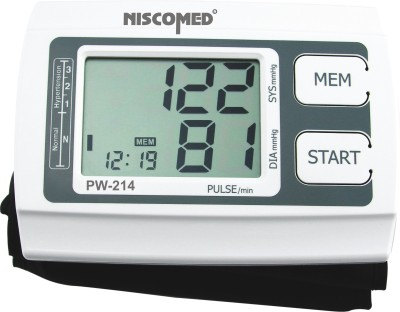 Niscomed PW 214 Upper Arm Bp Monitor