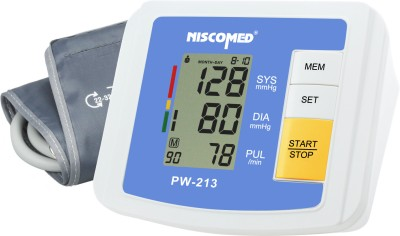 Niscomed PW-213 Bp Monitor