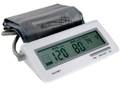 Equinox EQ-101 Automatic Digital Blood Pressure Monitor with Pulse Reading EQ-BP-101 Bp Monitor