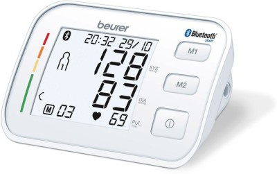 Beurer BM 57 Bp Monitor(White)