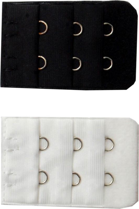 Glus 3EYE Hook Extender(White, Black Pack of 2)