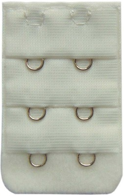 Aws Fashion 2 Hook Strap Extender(White Pack of 1)
