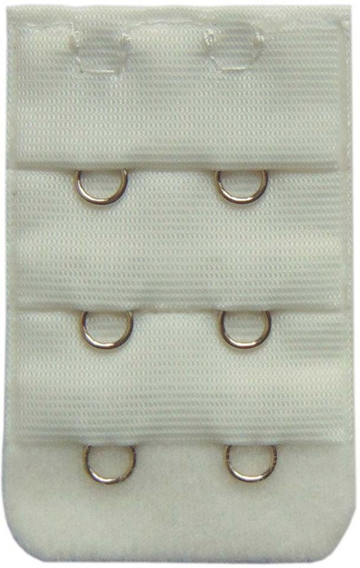 AayanBaby 2 Hook Strap Extender(White Pack of 1)