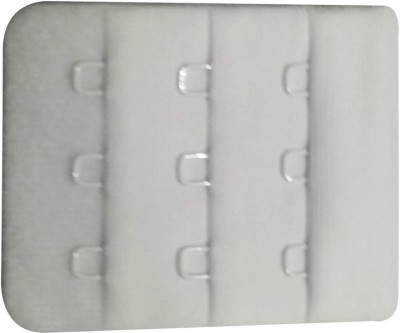Bralux Hook Extender(White Pack of 1)