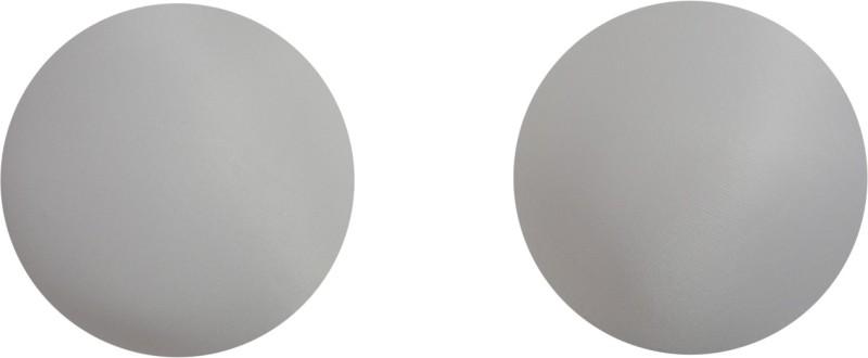 Laceandme Spandex Cup Bra Pads(White Pack of 1)