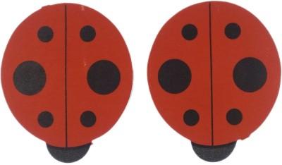 Muquam Red Bee Polyester, Spandex Peel and Stick Bra Petals