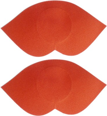 AayanBaby Red Lips Polyester, Spandex Peel and Stick Bra Petals