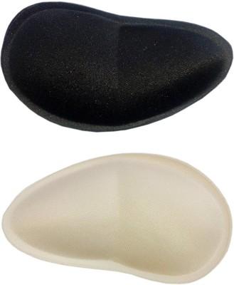AayanBaby Oval Foam Cotton, Spandex Push Up Bra Pads