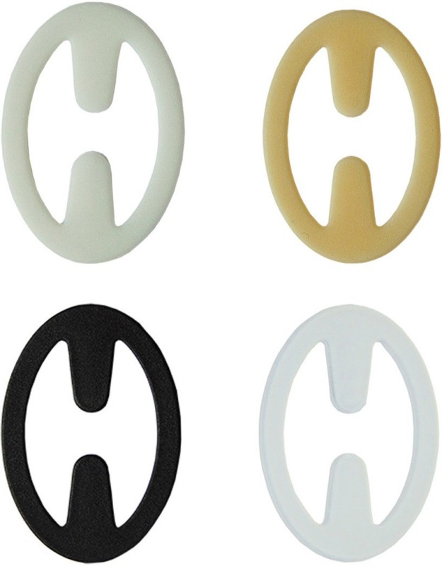 FIHA Oval Shape Racerback Converter(Nylon Pack of 4)