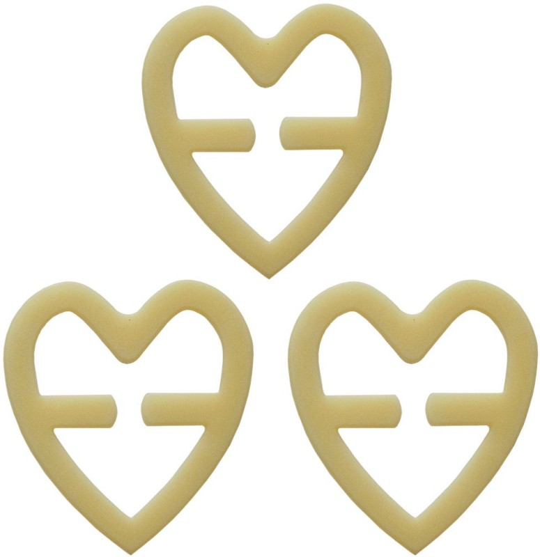 STYLISH ME Heart Shape Racerback Converter(Nylon Pack of 3)