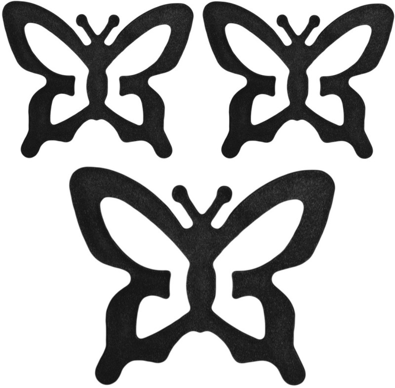 STYLISH ME Butterfly Racerback Converter(Nylon Pack of 3)