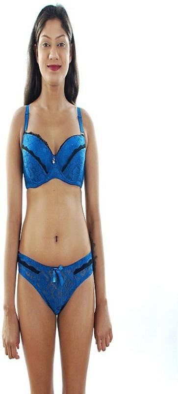 RIBLISS Bra & Panty Sets Cotton Bra Strap Cushion